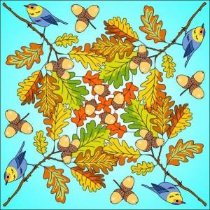 ilkokuliçin sonbahar boyama çalışması (6)