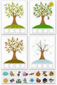 okul öncesi dört mevsim etkinlikleri (7)