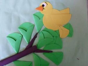 okul öncesi daire kağıtlardan yapılabilecek sanat etkinlikleri (9)