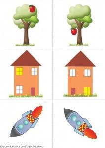 okul öncesi konum yön kavramı için kartlar (3)