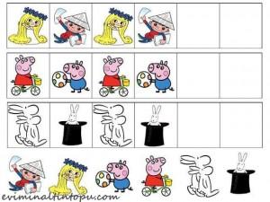 okul öncesinde eğlenceli örüntü sayfaları (2)