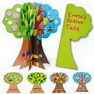 okul öncesinde mevsimler ile ilgili etkinlik örnekleri (8)
