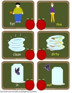 okul öncesinde zıt kavramlar etkinlik sayfaları (2)