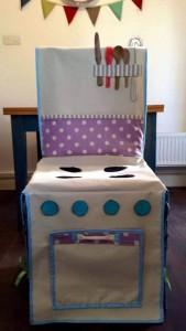 sandalye ile oyuncak mutfak yapımı (2)