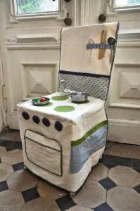 sandalyenin oyuncak mutfağa dönüşü (6)