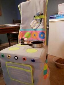 sandalyenin oyuncak mutfağa dönüşü (7)