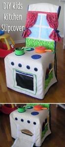 sandalyenin oyuncak mutfağa dönüşü (8)