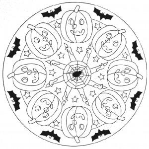uğur böceği mandala çalışmaları (13)