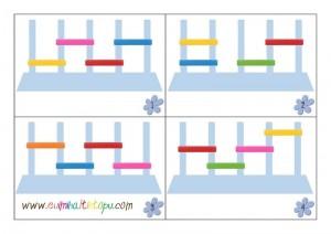şöniller ile yapılabilecek örüntü çalışmaları (1)