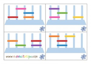 şöniller ile yapılabilecek örüntü çalışmaları (2)