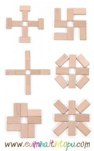 blokları ile örüntü çalışması (1)