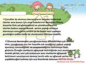 çocuk eğitiminde altın kurallar