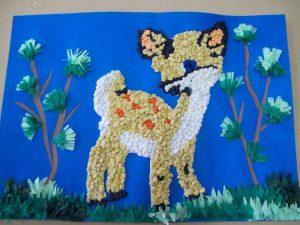 çocuklar için eğlenceli grapon kağıdı çalışmaları (3)