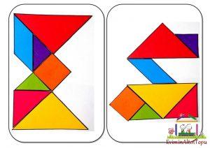 çocuklar için tangram okul öncesi herşey (5)