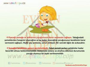 çocuklarda yeme problemi nasıl çözülür