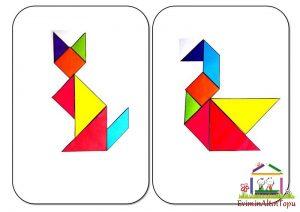 şekil yerleştirme etkinliği tangram (1)