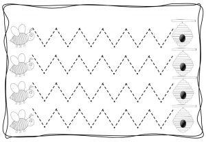 1. sınıf uyum dönemi çizgi çalışmaları (13)