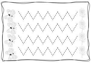 1. sınıf uyum dönemi çizgi çalışmaları (15)