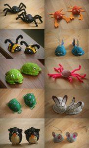 ceviz kabuğu ile sanat (4)