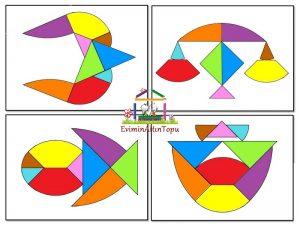 en farklı tangram şekilleri (1)