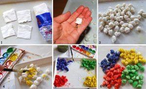 grafon kağıdından elişi çalışmaları (1)