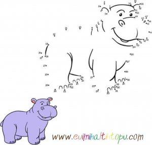 sayı birleştir boya etkinliği (1)