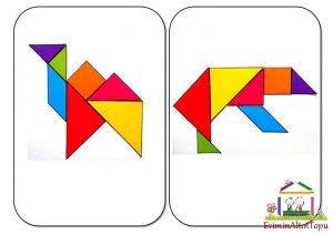 tangram örnekleri (1)