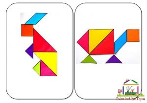 tangram örnekleri (2)