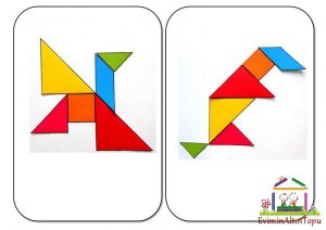 tangram örnekleri (3)
