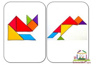 tangram örnekleri (4)