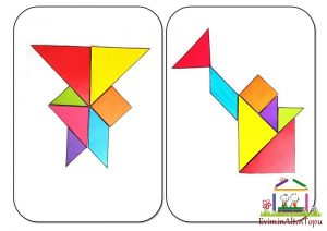 tangram ile simetri (3)