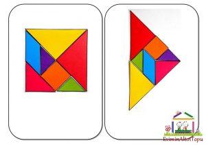 tangram resim etkinlikleri (2)