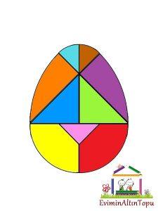 tangram -yapımı- şablonları ve daha fazlası (4)