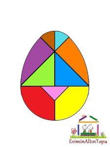 tangram -yapımı- şablonları ve daha fazlası (5)