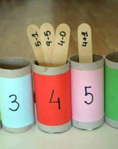 farklı materyaller kullanarak tane hesabı etkinlikleri (3)