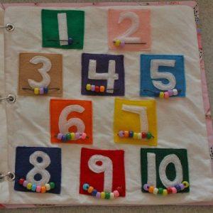 keçe ile yapılabilecek matematik etkinlikleri (2)