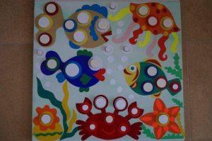 okul öncesi kapaklar ile resim tamamlama etkinlikleri (1)