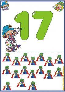 17 sayıkartı