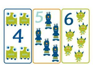 canavar sayı kartı (2)
