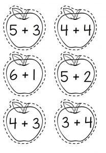 elmalarla toplama işlemleri
