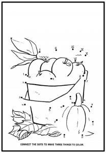 sayılarla elma
