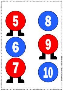 tırtıl sayılar