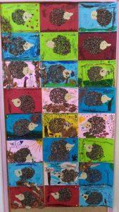 sonbahar-sanat-etkinligi-kirpi-yapimlari