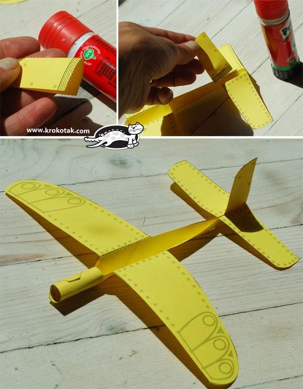 uçak nasıl yapılır ayrıntılı