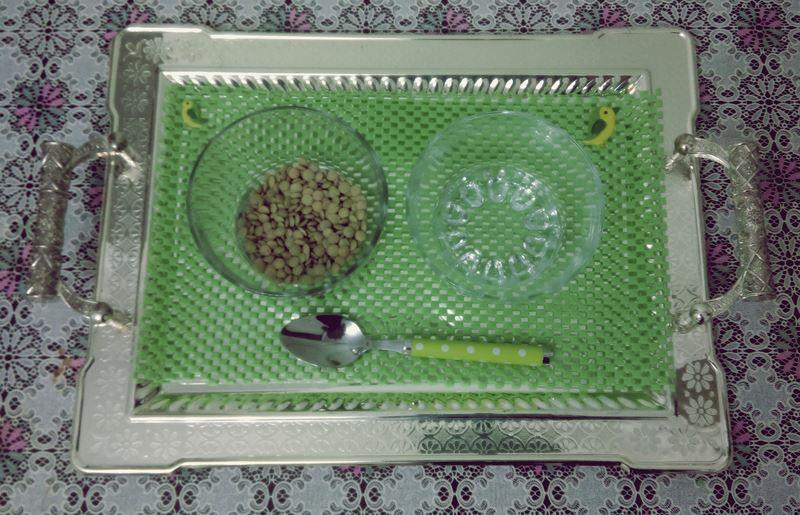 yeşil renk öğretimi