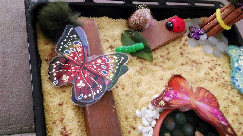 kelebek duyusalı