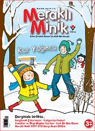 Photo of Meraklı Minik Kar Yağınca