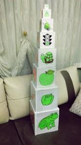 meyve küpü