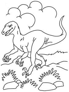 Baby-T-rex-Coloring-Pages (Kopyala)