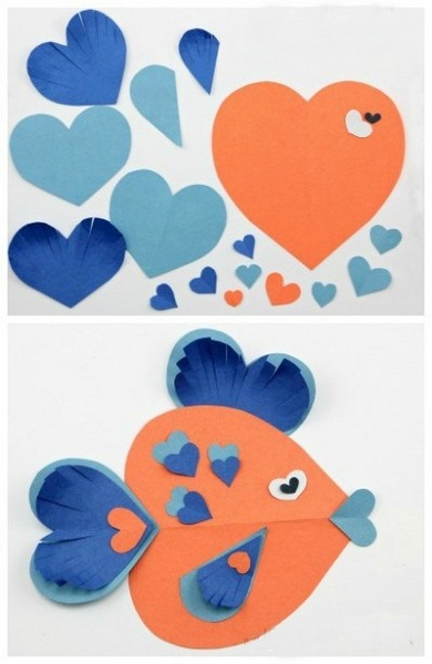 Childrens Valentines Day Crafts